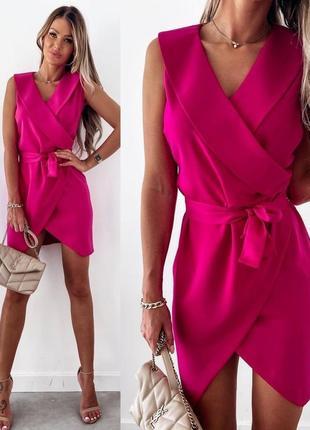 Платье в расцветках р 42-46