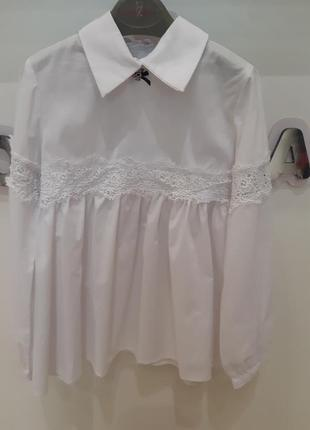 Блуза х/б