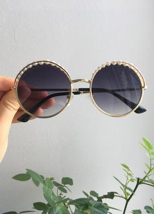 Круглые очки / круглі окуляри