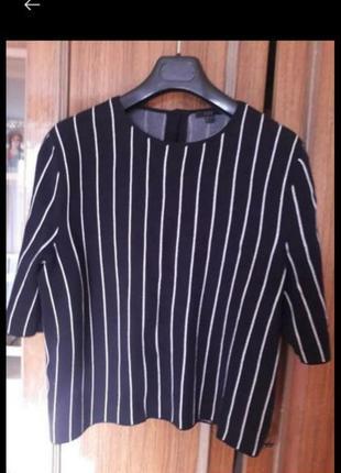 Шикарна елітного бренду блуза,оверсайз