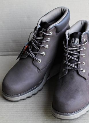 Ботинки caterpillar founder p717820 оригинал натуральная кожа
