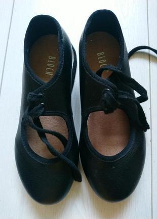 Туфлі для танців степовки bloch