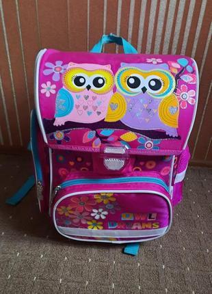 Школьный рюкзак,ранец,портфель ортопедический