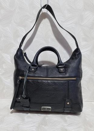 Красивая кожаная сумка radley, оригинал