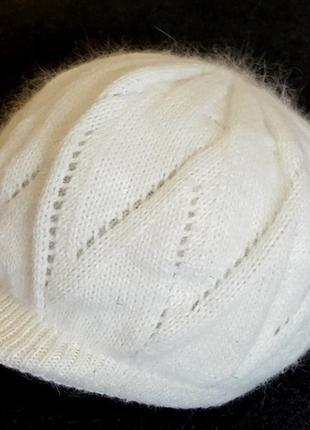 Берет (шапка) в составе ангора