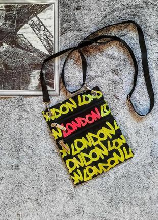 Мессенджер сумка органайзер через плечо клатч ключница robin ruth оригинал