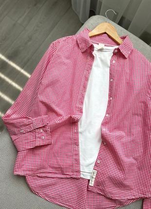 Хлопковая рубашка оригинал