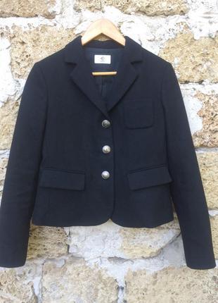 Итальянский пиджак, жакет от модного дома cerruti 1881