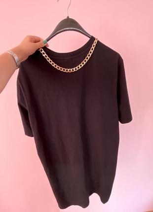 Плаття-футболка h&m