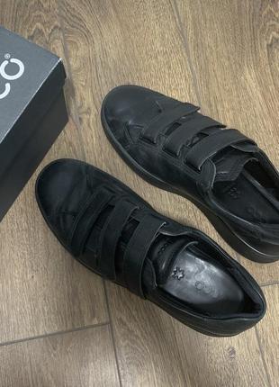 Туфли полуботинки кеды кроссовки на липучках