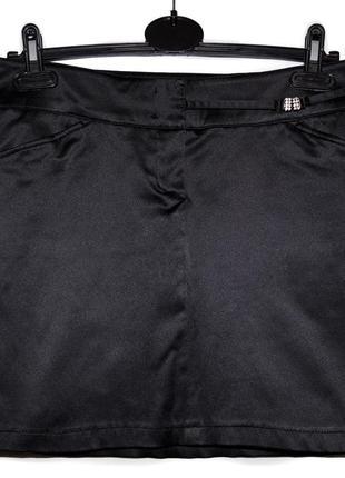 Черная юбка итальянского бренда motivi