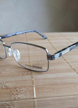 Фирменная оправа под линзы,очки оригинал gf.ferre gf433-81