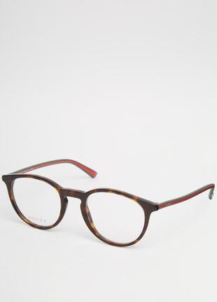 Очки , круглая оправа, окуляри, коричневые новые от zara
