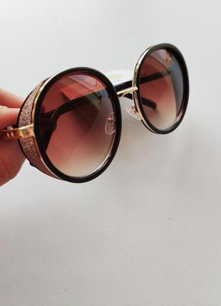 Женское солнечные солнцезащитные очки окуляри сонцезахисні