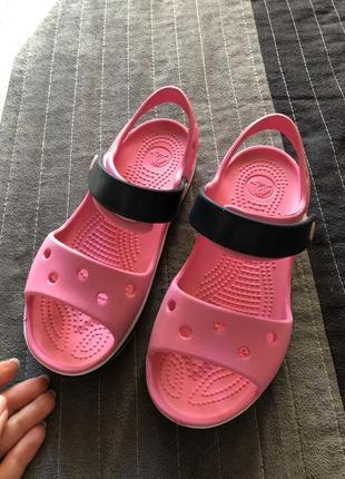 Кроксы crocs c 13