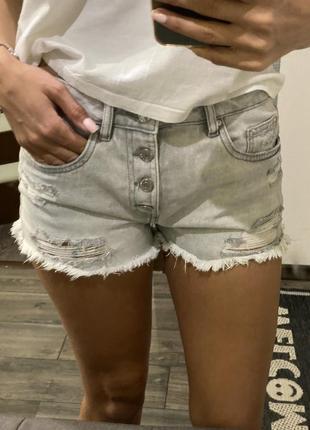 Новые шорты sinsay