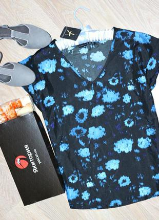 Новая блуза в цветы, вещи в наличии💚+скидки, заходите💚