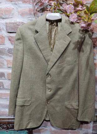 Роскошный винтажный пиджак