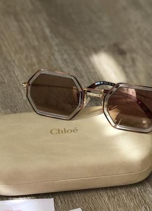Нереально крутые очки chloe