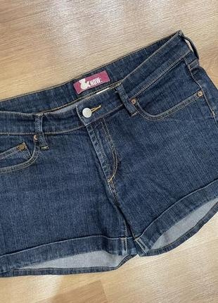 Крутые шорты h&m оригинал !размер 30  м