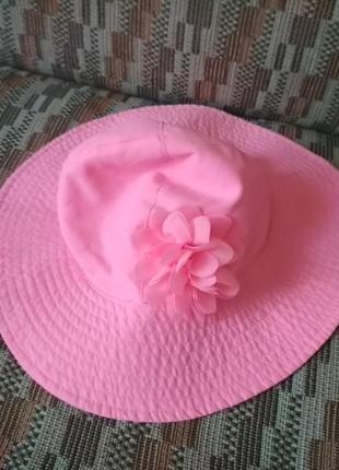 Панама шляпка