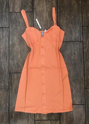 Новое летнее платье с бирками брендовое сарафан asos