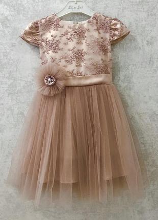 Нарядне плаття viani