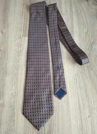 Шелковый галстук оригинал