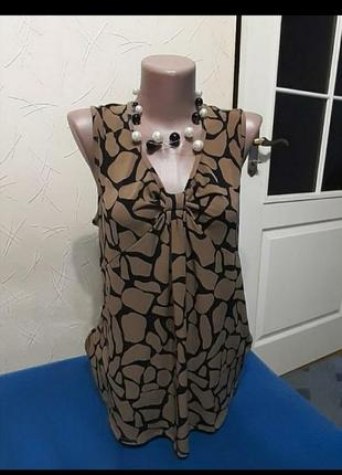 Распродажа майка блузка р 52-54