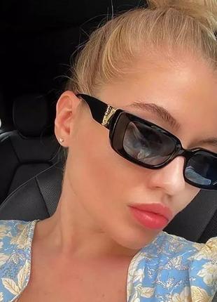 Модные трендовые женские солнцезащитные очки
