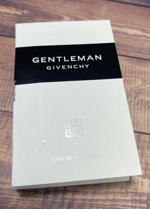 Туалетная вода джентельмен живанши gentleman givenchy