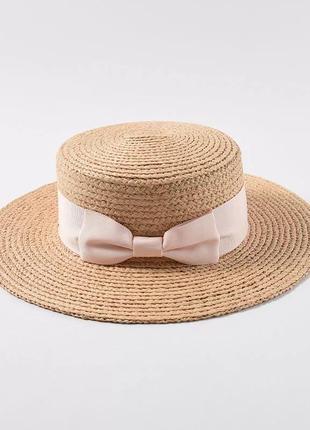 Капелюх літній, пляжний капелюх, шляпа, капелюшок