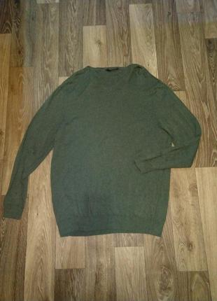 Свитер пуловер  george  xl