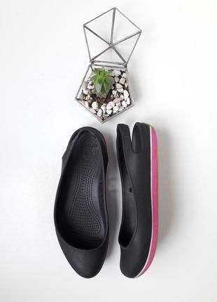 Крутые сабо балетки босоножки crocs