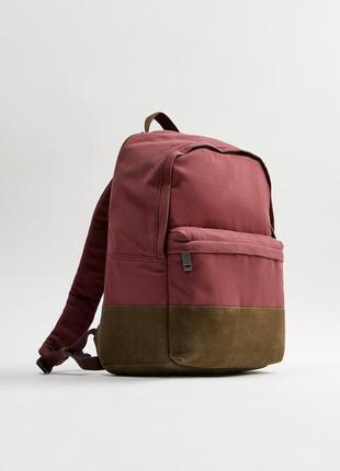 Рюкзак  zara новый
