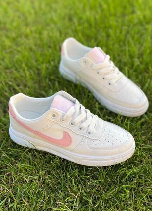 Белые базовые кеды кроссовки на лето 👍6 фото