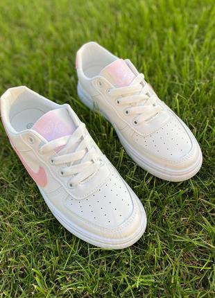 Белые базовые кеды кроссовки на лето 👍7 фото