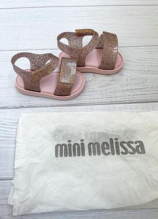 Детские сандалии mini melissa
