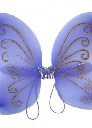 Сиреневый карнавальные крылья бабочка фея