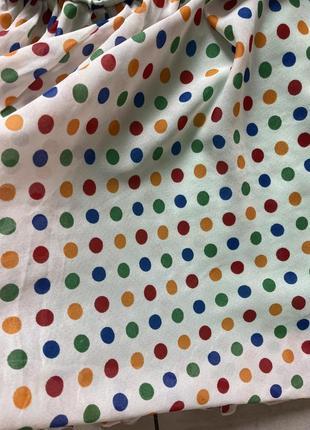Воздушное платье дизайнерское от tina petrakova!7 фото