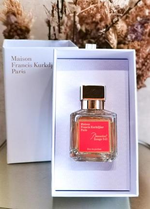 Baccarat rouge 540 70ml, парфюм, духи, ниша
