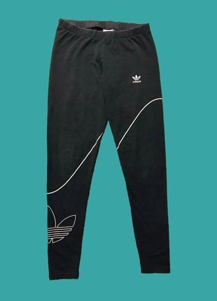Оригинальные лосины спортивные штаны adidas