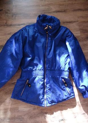 Куртка в стиле 80-х, весна/осень винтаж