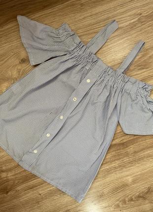Женская футболка, футболка в полоску, футболка с рукавами, летняя футболка, блузка