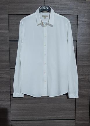 Рубашка burberry brit размер м l оригинал