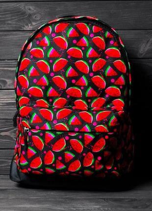Стильный, принтованый рюкзак