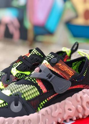 Шикарные кроссовки унисекс nike ispa overreact flyknit наложка10 фото