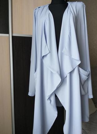 Летний пиджак, накидка