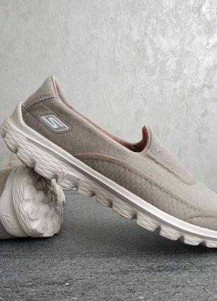 Фирменные кроссовки женские skechers - 39 р - оригинал - новые