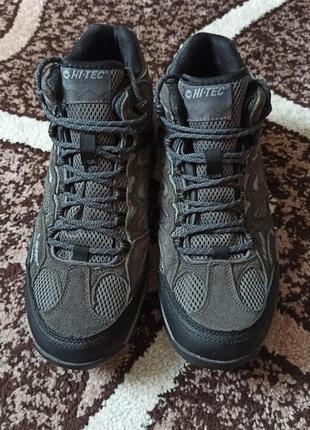 Ботинки hi-tec v-lite wildfire mid iwaterproof